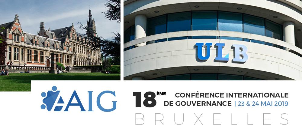 CIG 2019 / BRUXELLES